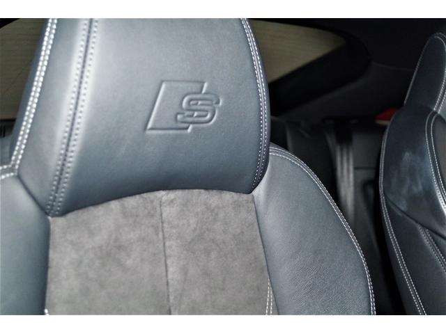 Audiの先進技術とダイナミズムをアピールする正統派スポーツ