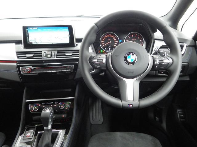 BMW BMW 218iアクティブツアラー Mスポーツ 正規認定中古車