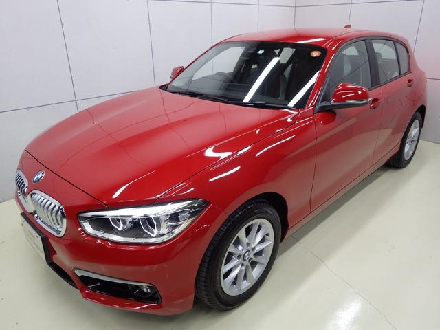 BMW BMW 118d スタイル ハーフレザー 後期モデル 正規認定中古車