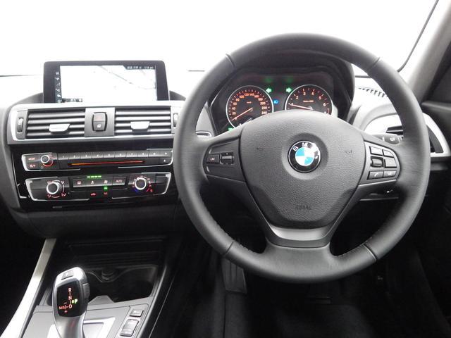 BMW BMW 118i LEDヘッドライト 後期モデル 正規認定中古車