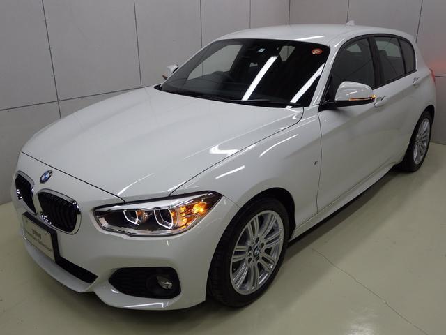 BMW BMW 118d Mスポーツ 後期モデル 正規認定中古車