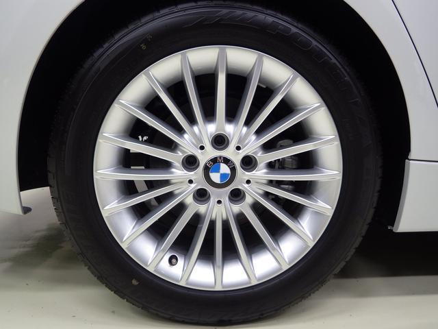 BMW BMW 318i ラグジュアリー レザー 後期モデル 正規認定中古車