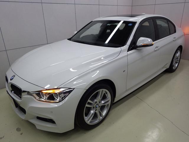 320d Mスポーツ ガラスサンルーフ 正規認定中古車(6枚目)