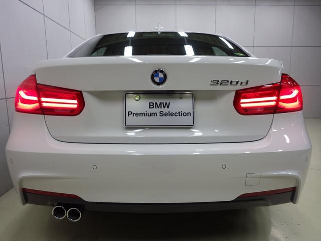 320d Mスポーツ ガラスサンルーフ 正規認定中古車(10枚目)