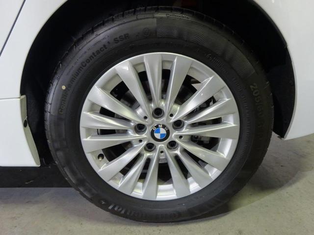 BMW BMW 218dアクティブツアラー ラグジュアリー