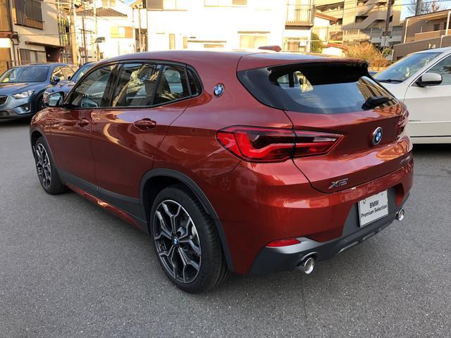 xDrive 20i MスポーツX黒革ハイライン当社デモカー(4枚目)