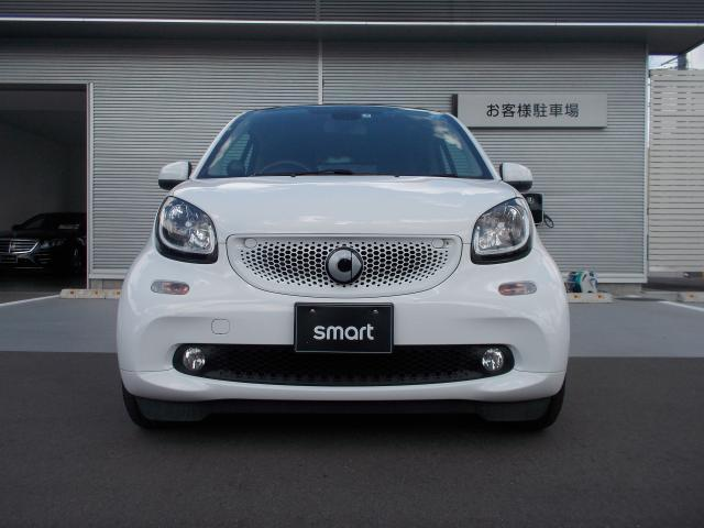 smart fortwo turbo line-up(2枚目)