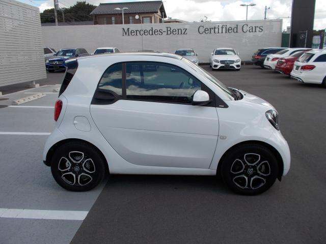 smart fortwo turbo line-up(3枚目)