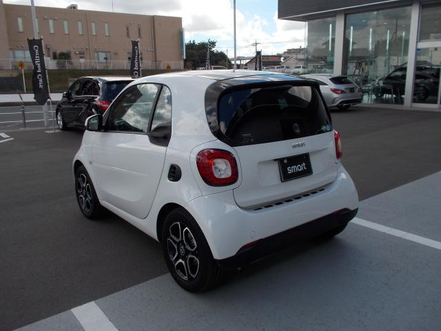 smart fortwo turbo line-up(4枚目)