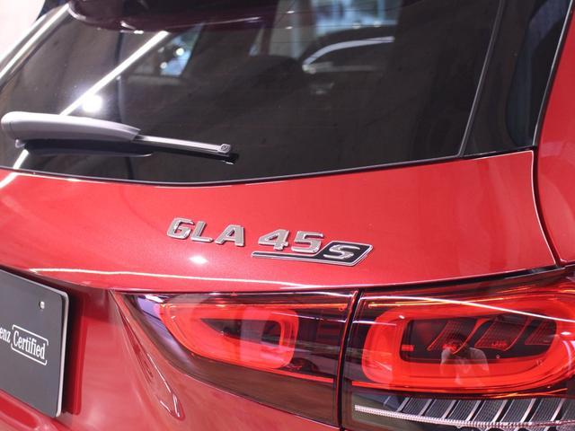GLA45 S 4マチック+(8枚目)