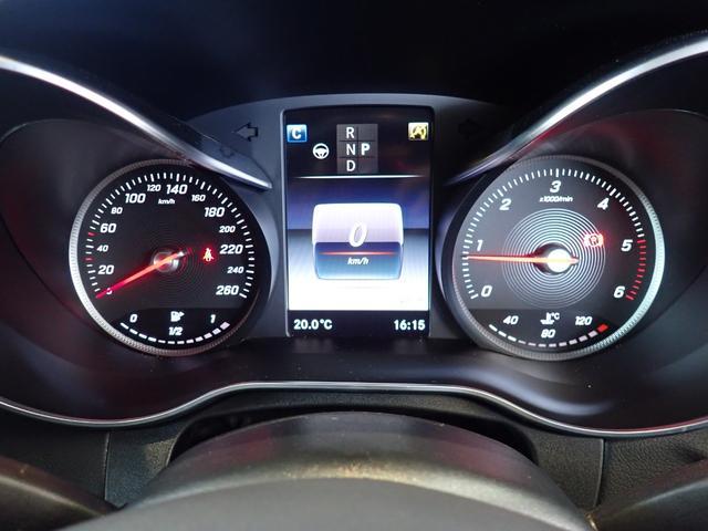 C220d ローレウスエディション レーダーセーフティパッケージ エアマティックサスペンション ETC 認定中古車(11枚目)