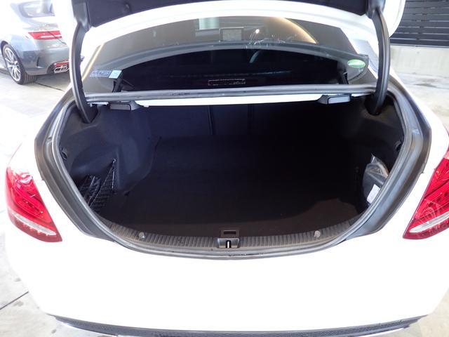 C220d ローレウスエディション レーダーセーフティパッケージ エアマティックサスペンション ETC 認定中古車(12枚目)
