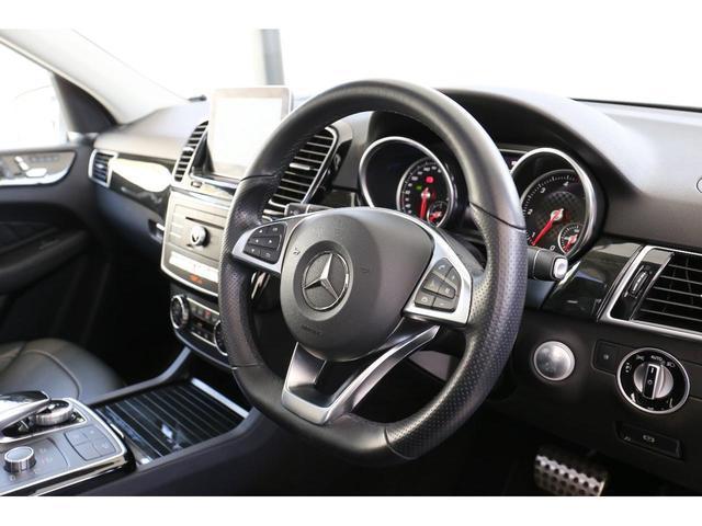 GLE350d 4マチックスポーツ 認定中古車 AMGライン パノラミックスライディングルーフ 360°カメラ レーダーセーフティパッケージ ナッパレザーシート(27枚目)