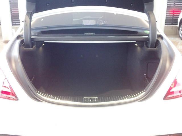 S560ロング AMGライン ワンオーナー 禁煙車 認定中古車 本革シート(11枚目)