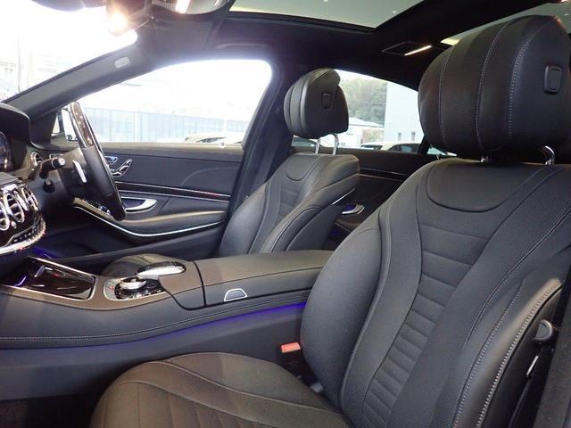 S560ロング AMGライン ワンオーナー 禁煙車 認定中古車 本革シート(26枚目)