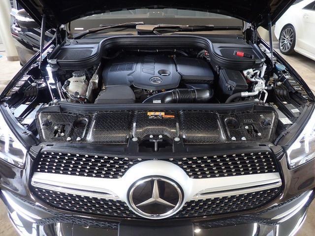 GLE300d 4マチック AMGライン 弊社下取り車両 20インチホイール ブラックレザー サンルーフ ブルメスターサウンド フルセグTV 保冷温ドリンクホルダー 認定中古車(26枚目)