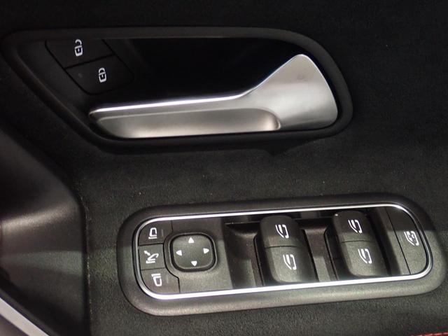 A180 スタイル AMGライン レーダーセーフティパッケージ アドバンスドパッケージ パノラミックスライディングルーフ 純正ドラレコ(29枚目)