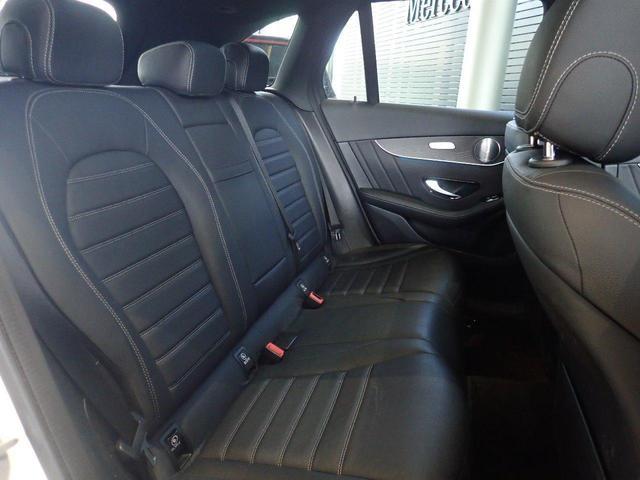 GLC250 4マチックスポーツ(本革仕様) サンルーフ エアサス搭載車 本革シート 禁煙車 認定中古車(7枚目)