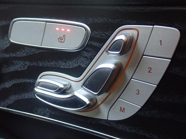 GLC250 4マチックスポーツ(本革仕様) サンルーフ エアサス搭載車 本革シート 禁煙車 認定中古車(14枚目)
