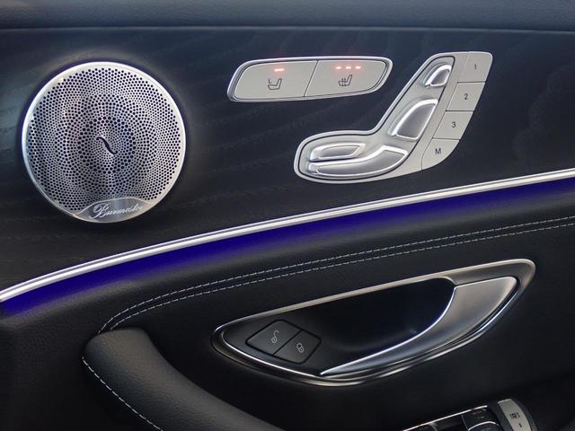 E350e アバンギャルド スポーツ 弊社下取り1オーナー車両 /サンルーフ/ブラックレザーシート/ブルメスターサウンド(16枚目)