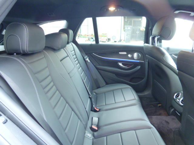 メルセデス・ベンツ M・ベンツ E220dステションワゴンアバンGスポツ(本革仕様)