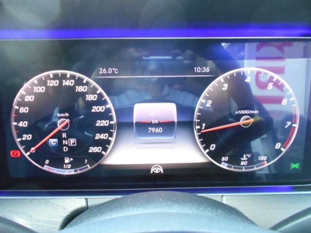 E250 ステションワゴンアバンGスポツ(本革仕様)(12枚目)