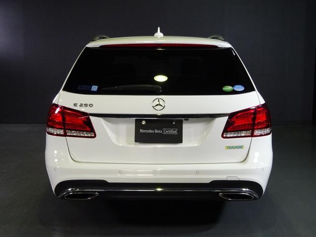 E250 ステーションワゴン アバンギャルド AMG スポーツパッケージ 認定中古車(3枚目)
