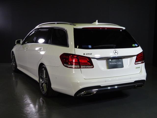 E250 ステーションワゴン アバンギャルド AMG スポーツパッケージ 認定中古車(7枚目)