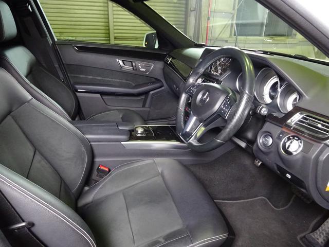 E250 ステーションワゴン アバンギャルド AMG スポーツパッケージ 認定中古車(11枚目)