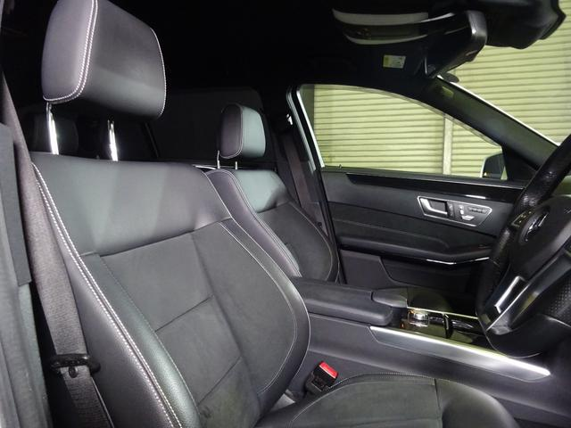 E250 ステーションワゴン アバンギャルド AMG スポーツパッケージ 認定中古車(13枚目)