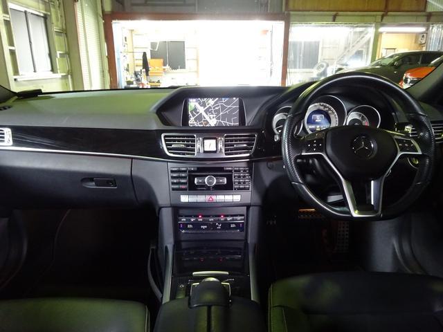 E250 ステーションワゴン アバンギャルド AMG スポーツパッケージ 認定中古車(15枚目)