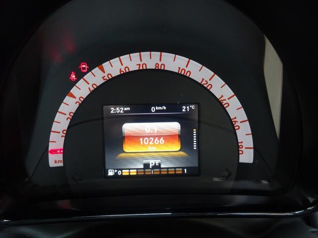 ターボ smart forfour turbo ディーラーオプションナビゲーション 本革シート 認定中古車(21枚目)