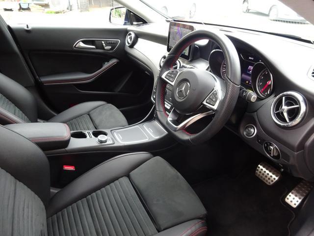 CLA180 シューティングブレーク AMGスタイル レーダーセーフティーパッケージ 認定中古車(11枚目)
