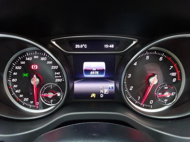 CLA180 シューティングブレーク AMGスタイル レーダーセーフティーパッケージ 認定中古車(21枚目)