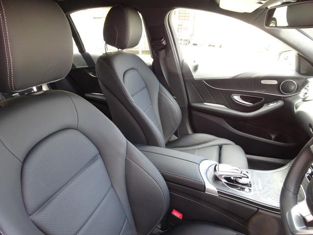 C200AVANTGARDE AMGライン レーダーセーフティーパッケージ 認定中古車(13枚目)