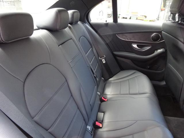 C200AVANTGARDE AMGライン レーダーセーフティーパッケージ 認定中古車(14枚目)