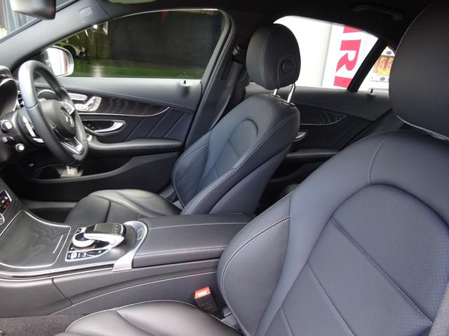 C200AVANTGARDE AMGライン レーダーセーフティーパッケージ 認定中古車(23枚目)