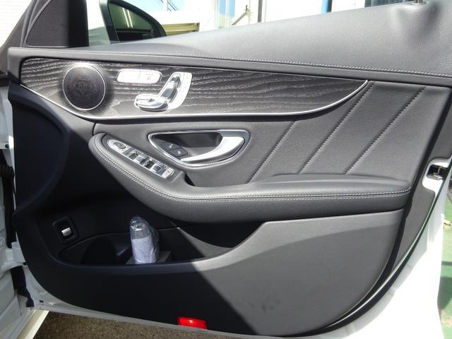 C200アバンギャルド レーダーセーフティーパッケージ AMGライン 認定中古車(11枚目)