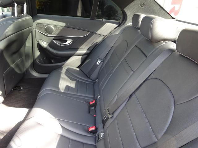 C200アバンギャルド レーダーセーフティーパッケージ AMGライン 認定中古車(22枚目)
