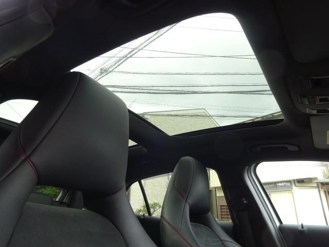 GLA180 スポーツ パノラミック スライディングルーフ 認定中古車(18枚目)