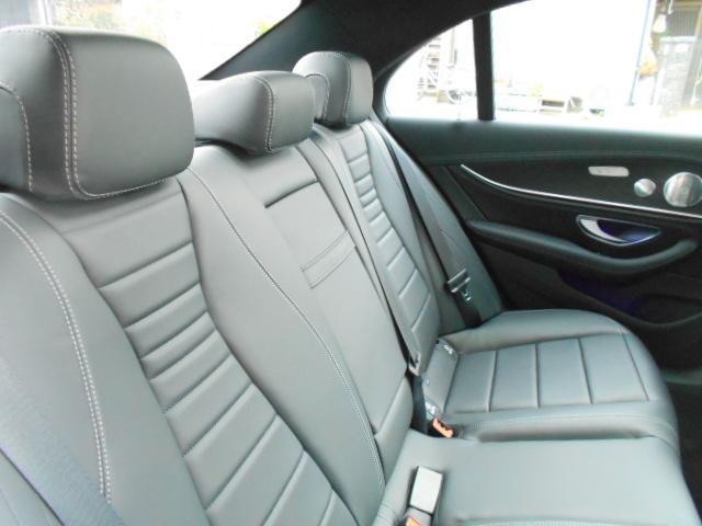 E220d アバンギャルド スポーツレザーエクスクルーシブ(10枚目)