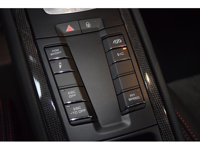 ポルシェ ポルシェ 911 GT3RS PDK PCCB Fリフト  新車未登録