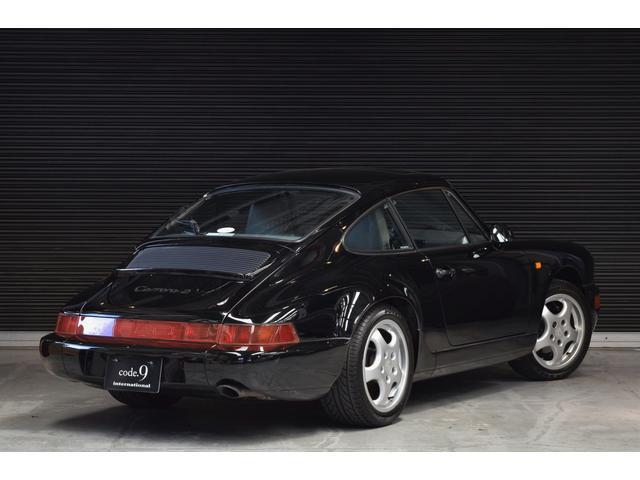 ポルシェ ポルシェ 911カレラ2 5MT ワンオーナー ディーラー車