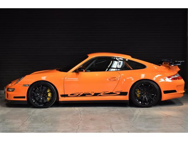 ポルシェ ポルシェ 911 GT3 RS PCCB ディーラー車