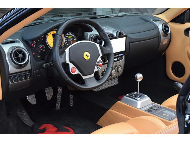 「フェラーリ」「フェラーリ F430スパイダー」「オープンカー」「埼玉県」の中古車7