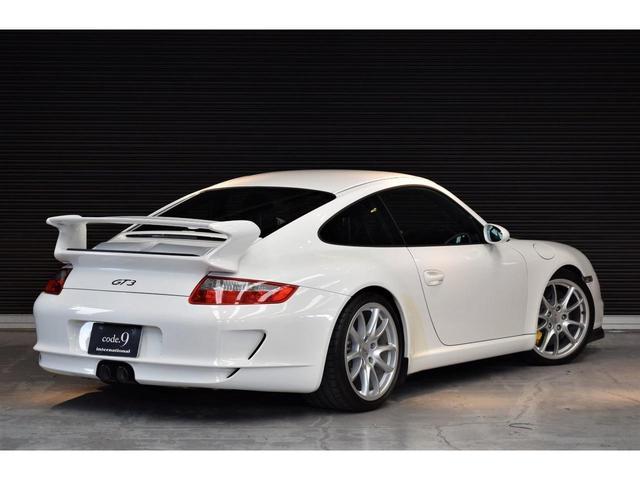 911 GT3 Street PCCB レザーインテリア(2枚目)