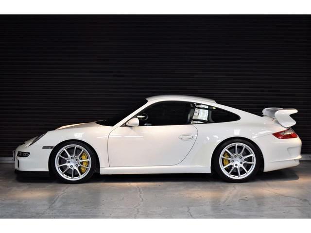 911 GT3 Street PCCB Fリフティング(3枚目)