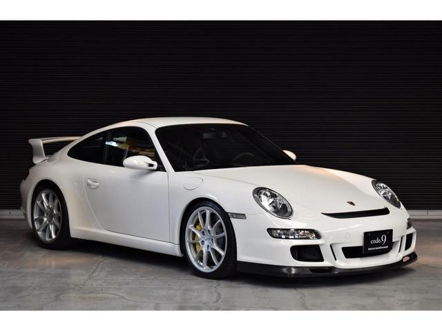 911 GT3 Street PCCB レザーインテリア(5枚目)