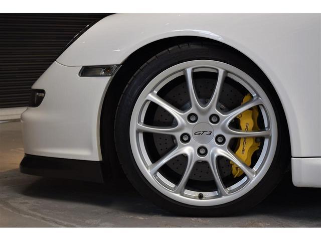 911 GT3 Street PCCB レザーインテリア(6枚目)