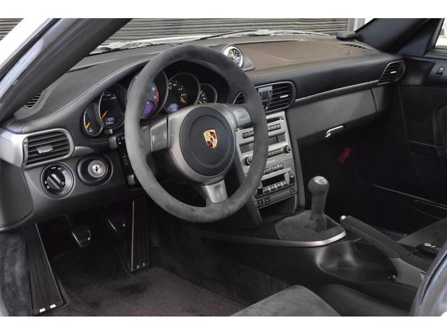 911 GT3 Street PCCB レザーインテリア(7枚目)